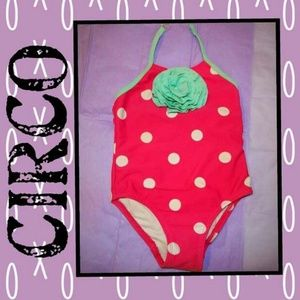 BUY 2 GET 1 FREE . Adorable ❤️ Polka dot Swimsuit!
